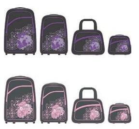 Eva Travel Luggage