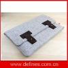 13 Inch wool felt laptop Case Sleeve