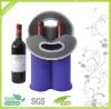 2 bottle neoprene wine tote bag