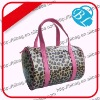 2 compartment cosmetic bag