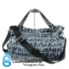 2011 Hot Sale Newest Brand Name Leounise Crawling Doule usage Ladies Leather Bag