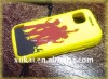 2011 Hot selling silicone mobile phone cover