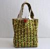 2011 cute cotton shopping bag