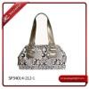 2011 excellent leather women handbag(SP34014-212-1)