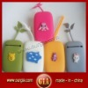 2011 functional silicone coin Wallet, Card Holder for gift