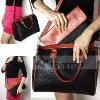 2011 lady fashion PU leather bag for ipad 2,lady handbag,leather lady laptop bag, fashion lady bag,female laptop bag