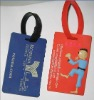 2011 leather luggage tag lt-049