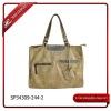2011 women leather brand handbag(SP34309-244-2)
