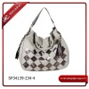 2011 women leather popular handbag(SP34139-234-4)