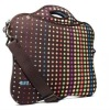 2011 year promotion neoprene laptop bag with straps