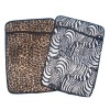 2012 Hot sell Leopard printed Neoprene smart cover case with strong production