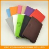 2012 New Arrival,New Black Folio Leather Case Cover For Samsung Galaxy Tab P6200 7.0 Plus,Microfiber good material,11 colors