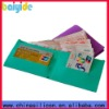 2012 best selling silicon rectangle wallet