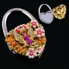 2012 fashion foldable customized bag hook