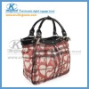 2012 fashion high quality PU ladies notebook bag