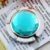 2012 fashion round jewelry folding bag hook