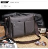2012 genuine leather messenger bags