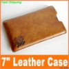 2012 hot! 8.9 tablet leather case