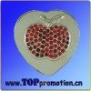 2012 hot selling heart shape bag hanger
