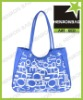 2012 new design city souvenir beach bag