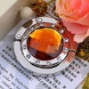 2012 new design crystal bag hook