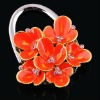 2012 new design crystal folding bag hanger