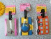 2012 new style soft pvc luggage tags