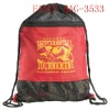 2012 newest design zipper drawstring bag