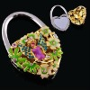 2012 promotion zinc alloy bag hook