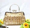 2012hot sell popular lady satin fahion evening bags077