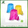210D foldable drawstring bag with printing