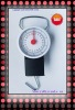 22kg ABS travel luggage  scale
