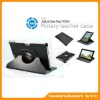 360 Degree Rotating Leather Case Cover for Asus Transformer Prime TF201 Black,for TF201 360 Case,Customers logo,OEM welcome