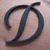 3D logo sports bag