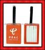 3D soft pvc travel baggage tag FG510