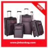 4 travel trolley luggage sets/luggage bags