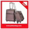 4 wheel luggage suitcases/luggage sets