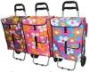 600*30D/PVC shopping trolley bags