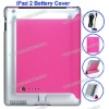 6000 mAh Portable for iPad 2 Power Station Bank with Smart Cover(Pink)