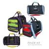 600D POLY colorful traval bag