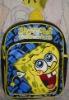 600D/PVC Kids Student Bag