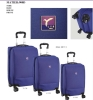 600D Polyester Trolley Case Set 3 With Four Wheels