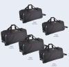 600d Polyester Trolley Duffle Bag