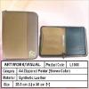 A4 Zippered Folder