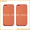 Anti-skidding silicone skin case for iphone 4