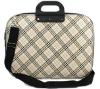 BL070 EVA&PU Waffle Pattern laptop briefcase