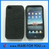 Back Silicon Case For Iphone 4G(I4S-006)
