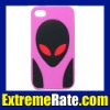 Back Silicone Case For iphone 4S Cover