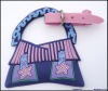 Beautiful and special 3D Soft pvc luggage tag