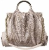 Beautiful protable shoulder lady handbag